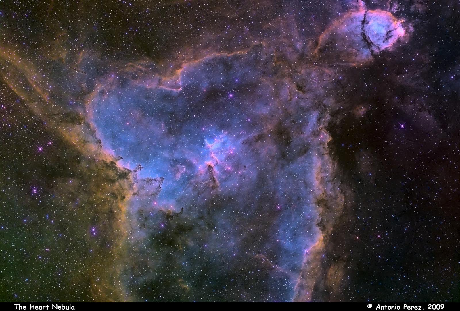 Antonio Pérez  Astronomía  Galería de imágenes  Cielo profundo